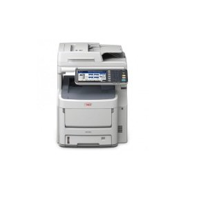 OKI MC760dnfax A4 Colour Multifunction Laser Printer