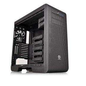 Thermaltake Core V51 Tempered Glass Edition Mid Tower Chassis