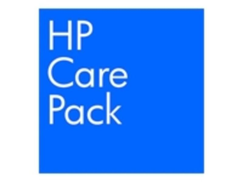 Electronic HP Care Pack - Extended service agreement - parts and labour - 3 years - on-site for LJ9000MFP