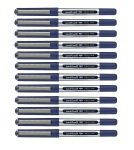 Uni-Ball Eye Micro Rollerball Pen - Blue (12 Pack)