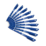 Stabilo Sensor Fineliner Pen - Blue (10 Pack)