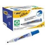 Bic Velleda Whiteboard Marker 1701 - Blue (pk12)