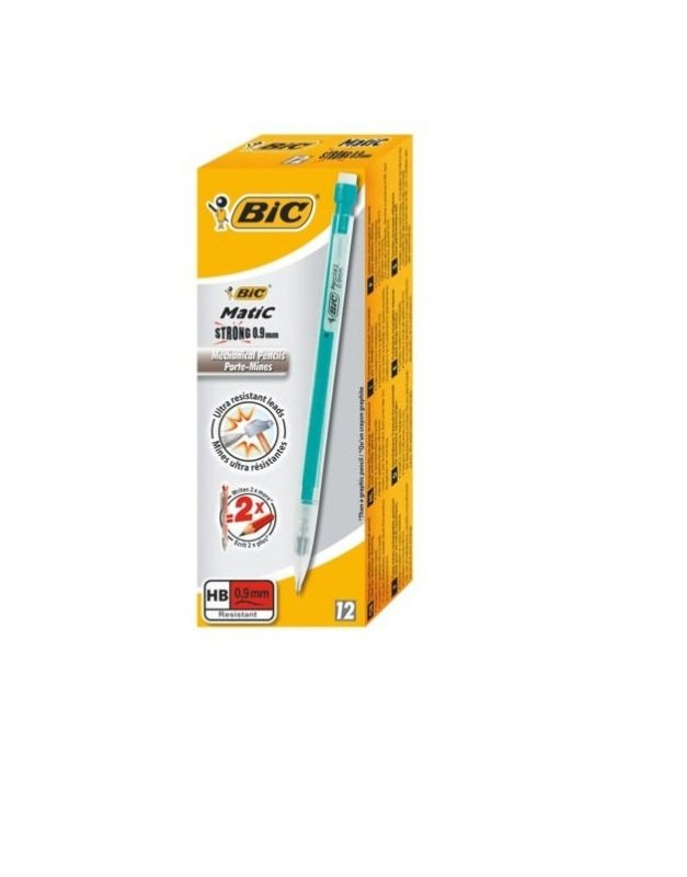 Bicmatic Strong Mech Pencil 0.9mm 892271 - 12 Pack