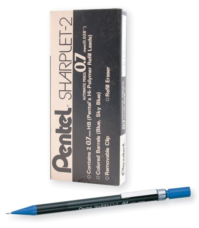 Pentel Sharplet-2 Automatic Pencil (Pack of 12)