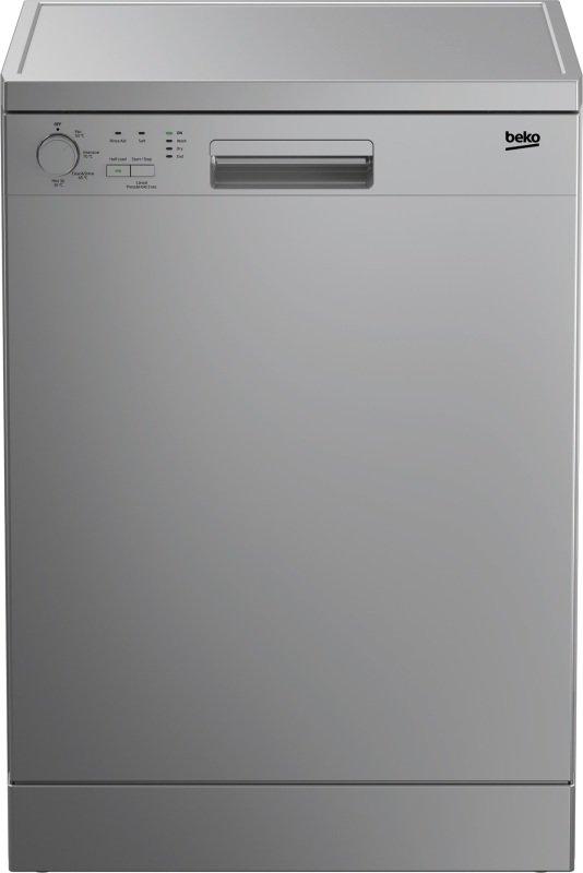 Beko DFN04210S Dishwasher  - Silver