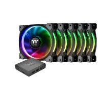 Thermaltake Riing Plus 12 RGB 5 Pack
