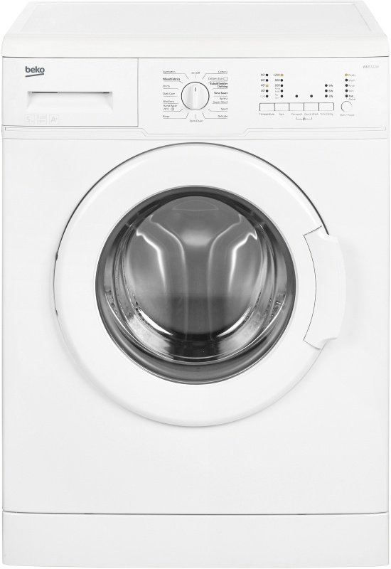 Beko Wm5122w Freestanding Washing 5kg 1200rpm White Ebuyer