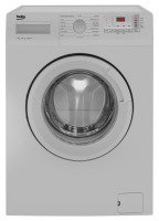 Beko WTG741M1S 7kg 1400rpm Freestanding Washing Machine - Silver