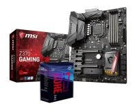 MSI Z370 GAMING M5 Motherboard with i7-8700K Processor Bundle