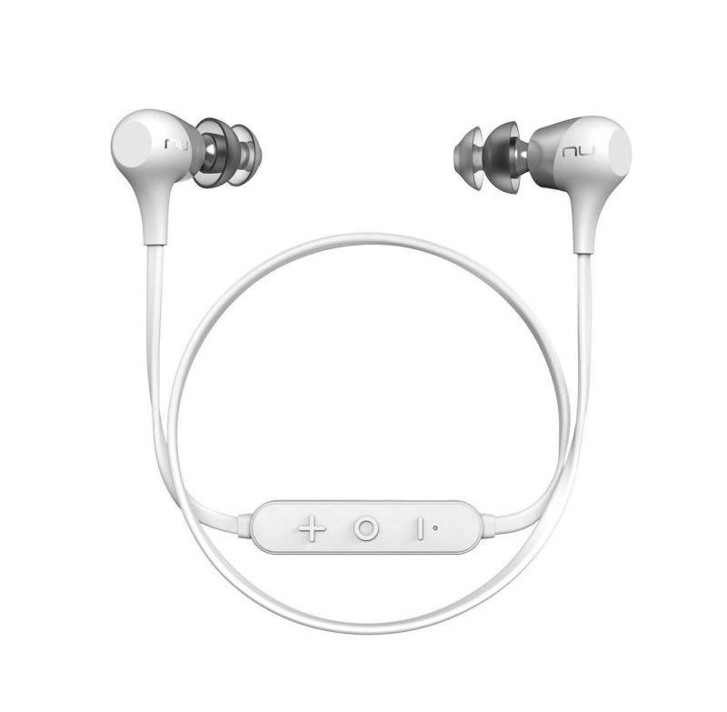 Optoma BE2 White Wireless in-ear headphones