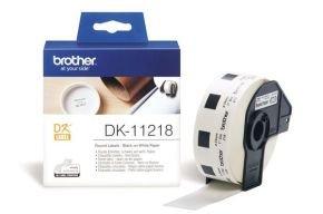 Brother DK-11218 Labels