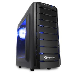 PC Specialist Vanquish Cyclone Elite VR 1060 Gaming PC