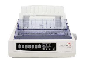 EXDISPLAY OKI Microline 320 Microline Emulation Elite 9 Pin Dot Matrix Printer