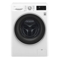 LG F4J6TM1W 8/5Kg Washer Dryer 1400 RPM - White