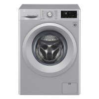LG F4J5TN4L 8kg 1400RPM Washing Machine - Silver