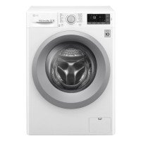 LG F4J5TN4WW 8kg 1400RPM Washing Machine - White