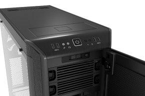 EXDISPLAY Be Quiet Dark Base Pro 900 Black ATX Case