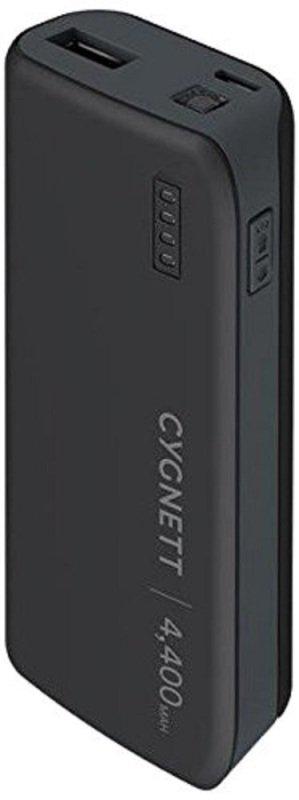 Cygnett 4400 mAh ChargeUp Sport Powerbank - Black/Grey