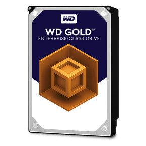 WD Gold Hard Drive 4TB SATA 6Gb/s