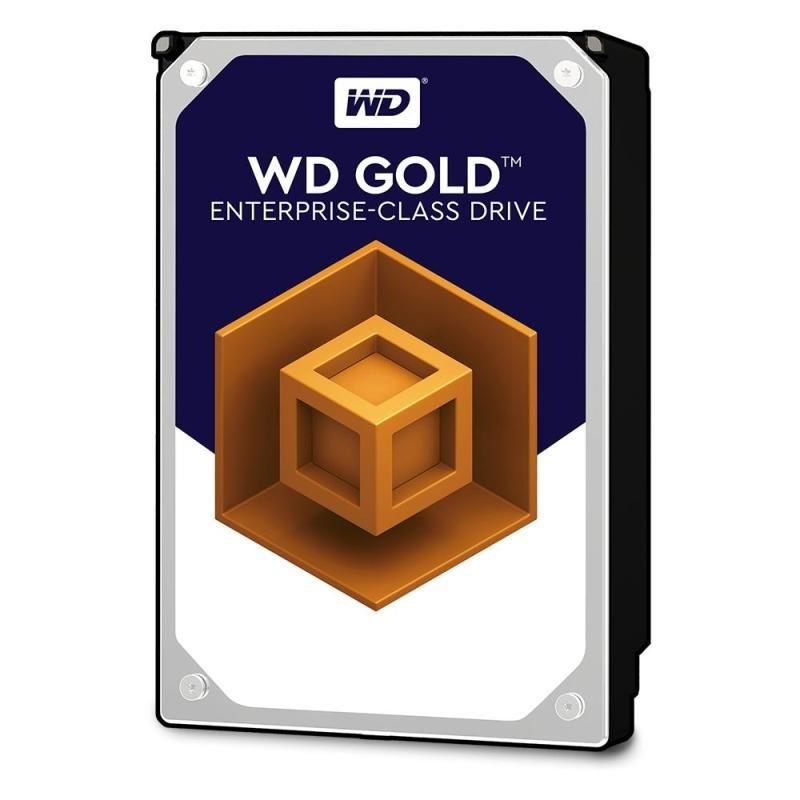 WD Gold Hard Drive 6TB SATA 6Gb/s