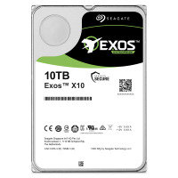 "Seagate Exos 10TB X-Class Nearline Enterprise Hard Drive 3.5"" SATA III 6GB's 512E"
