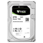 "Seagate Exos 8TB E-Class Nearline Enterprise Hard Drive 3.5"" SATA III 6GB's 512E"