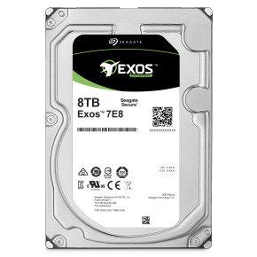 """Seagate Exos 8TB E-Class Nearline Enterprise Hard Drive 3.5"""" SATA III 6GB's 512E"""