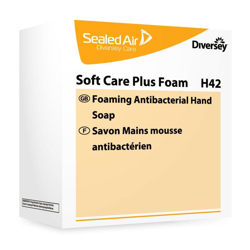 Diversey Soft Care Plus Foam H42 0.7L 100908971