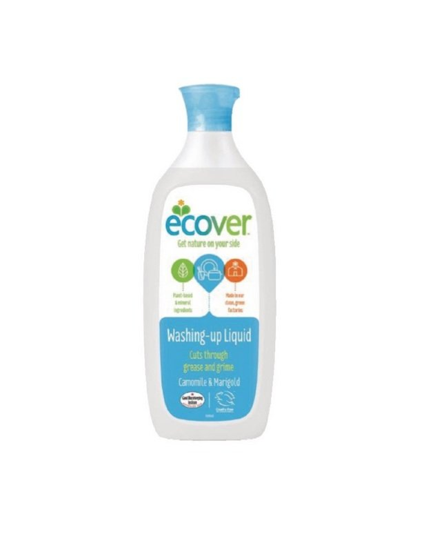Ecover Washing Up Liquid 500ml (1 Pack)