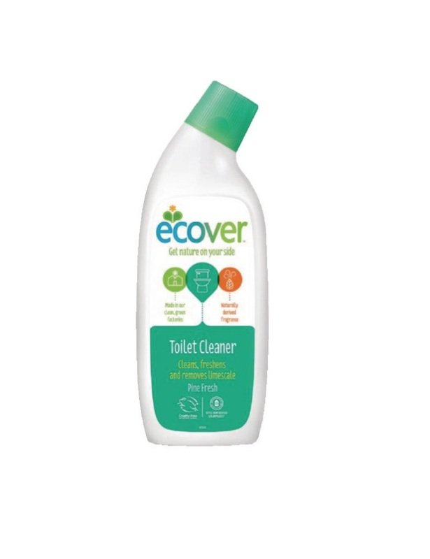 Image of Ecover Toilet Cleaner Pine 750ml