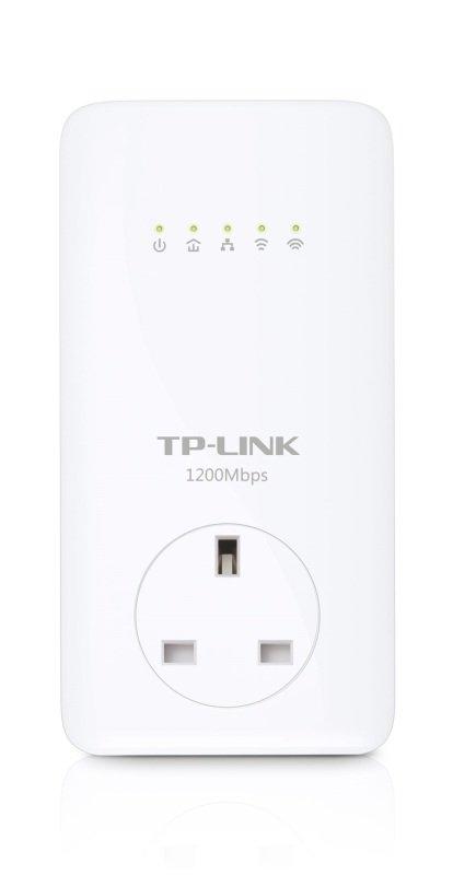 TP-Link  AV1300 Gigabit Powerline ac Wi-Fi Single adaptor