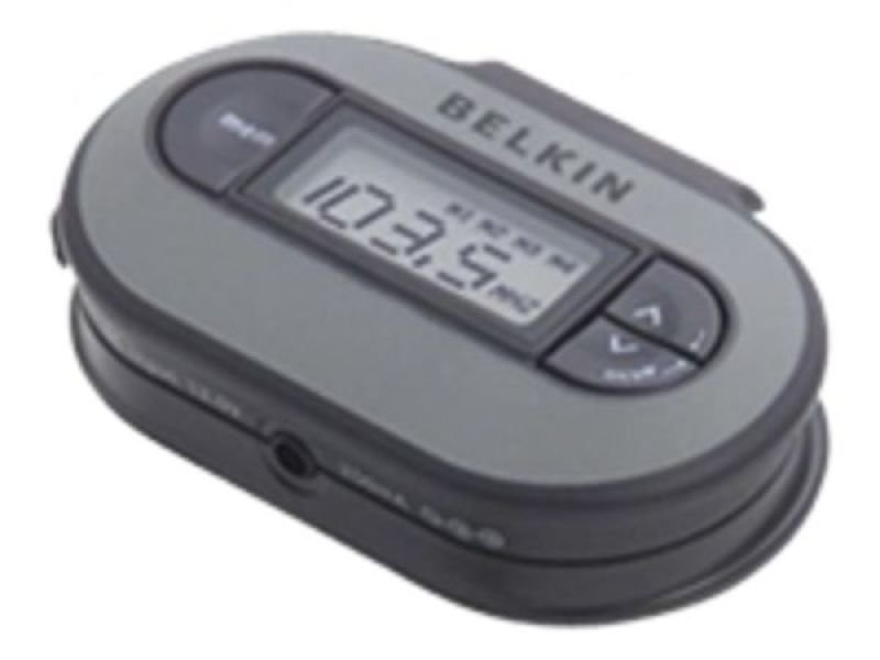 Belkin iPod Transmittertunecast II Mobile Fm Transmitter Black