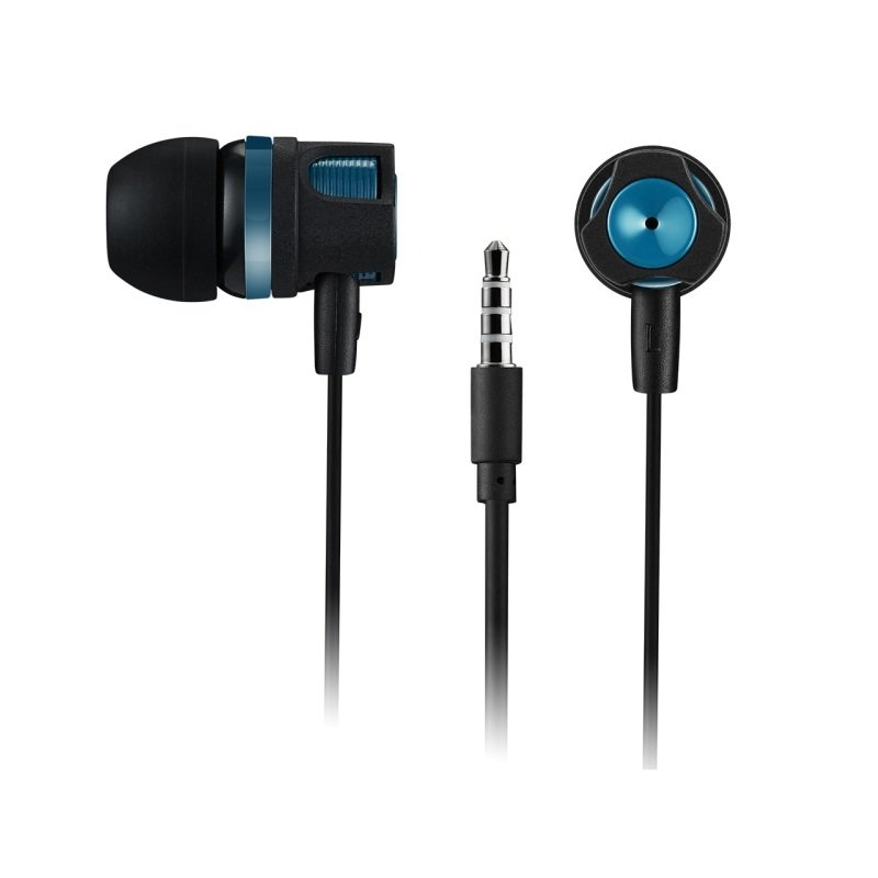 Canyon Green Comfortable Earphones with Microphone
