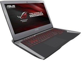 "EXDISPLAY Asus G752VY Gaming Laptop Intel Core i7-6700HQ 2.6GHz 16GB RAM 512GB SSD 17.3"" FHD DVDRW NVIDIA GTX980M WIFI Webcam Bluetooth Windows 10 64bit"