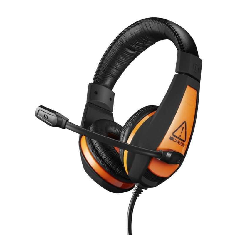 Canyon Lightweight Comfortable Gaming Headset