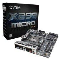 EVGA X299 Micro LGA 2066 DDR4 mATX Motherboard