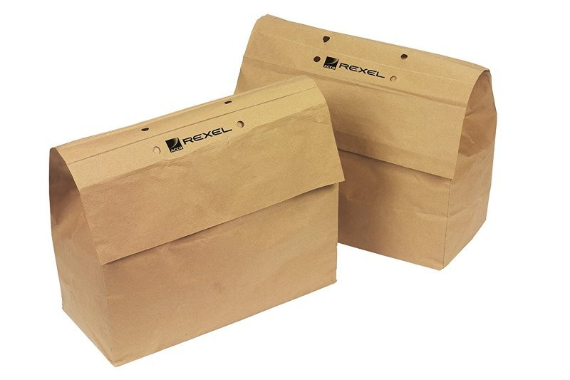 Rexel Large Recycling Paper Waste Bags - 50 Pack