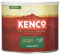 Kenco Decaffeinated Freeze Dried Instant Coffee 500g