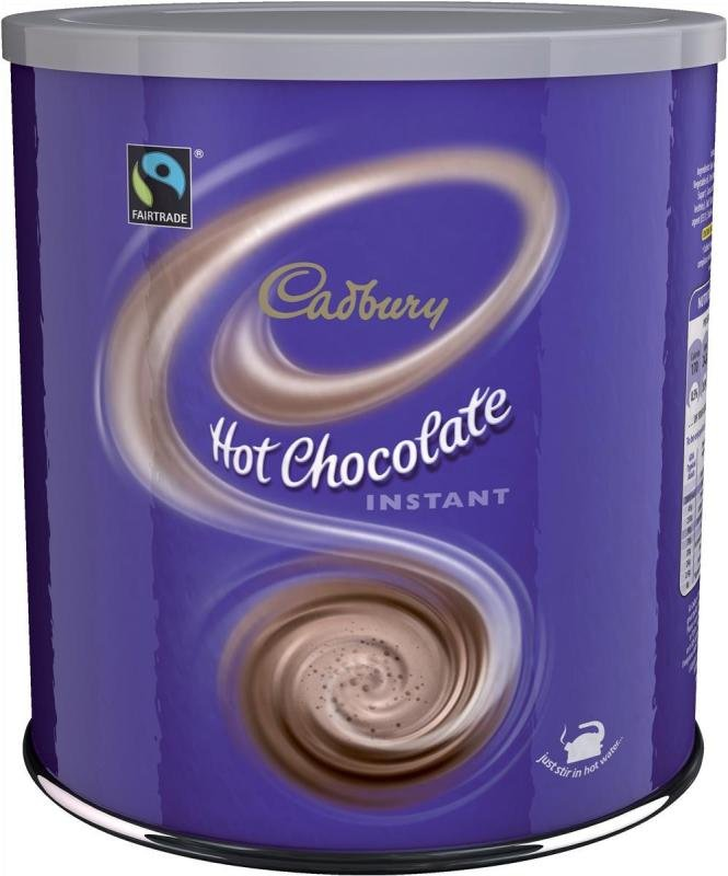 Cadburys Instant Hot Chocolate - 2kg