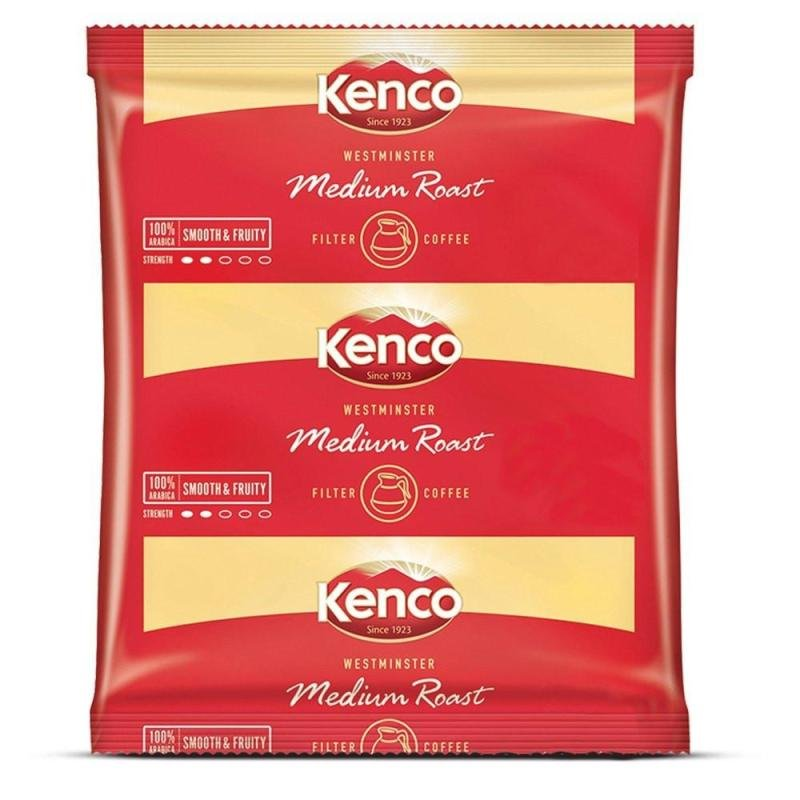 Kenco Westminster 3 Pint Coffee Sachet (Pack of 50)