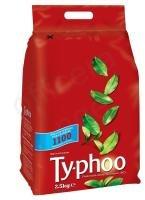 Typhoo 1 Cup Tea Bags - 1100 Pack