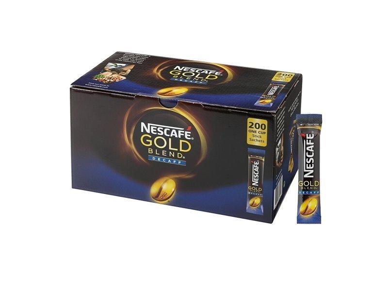 Nescafe Original Instant Decaffe Sticks (200 Pack)