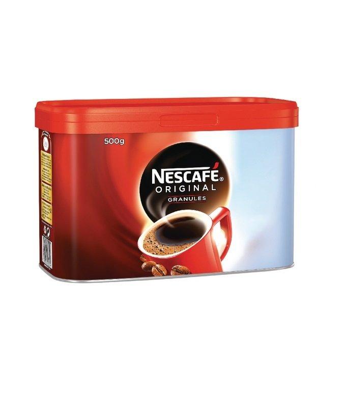 Nescafe Coffee Granules 500g (Pack of 1)