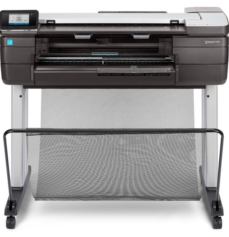 HP DesignJet T830 24-in Multi-Function Wireless A1 Large Format Printer