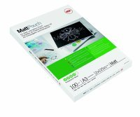 GBC A3 Matt Laminating Pouch 150 Micron (Pack of 100)