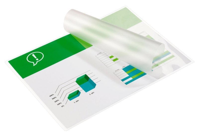 GBC Document Laminating Pouches A4 150 Micron Gloss (Pack of 100)