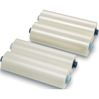 GBC Laminating Roll Film 635mm x75m 75micron Clear (Pack of 2)