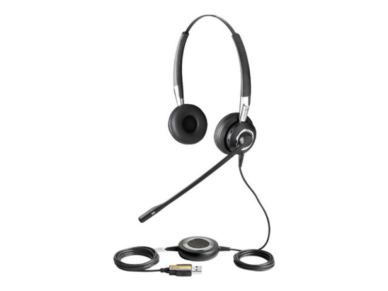 EXDISPLAY Jabra BIZ 2400 Duo Headset - USB