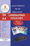 Cathedral (A4) Laminating Pouch 150 Microns (Pack 50)