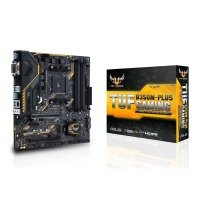 Asus TUF B350M-PLUS GAMING AM4 DDR4 mATX Motherboard